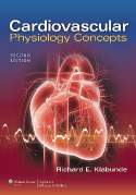 Cardiovascular Physiology Concepts textbook cover